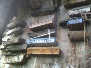 Banaue coffin
