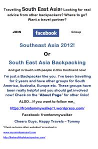 SE Asia Poster